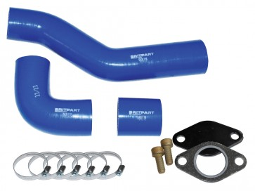 Britpart 300 Tdi EGR Blanking Kit With Silicone Hoses
