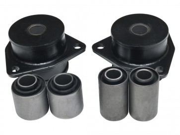 Britpart Rear Bush Kit Suits Defender to 9A768936, Discovery 1 and RRC 1986 on