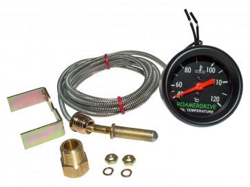 Global Roamer Oil Temperature Guage Kit