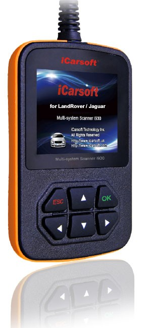 iCarsoft Multi-system Scanner i930 for Land Rover / Jaguar