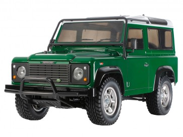 Land Rover Defender Remote Control Car Model 1/10 scale DA1626
