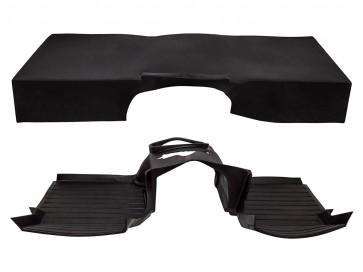 Acoustic Mat Systems Defender Puma 2.4 Black