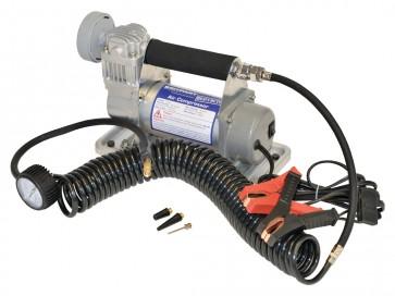 Britpart Single  Pump Compressor 12v Portable