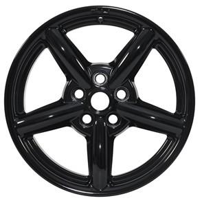 Zu alloy 8 x 18 black gloss