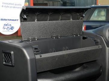 Britpart Defender Tdci Glove Box Conversion