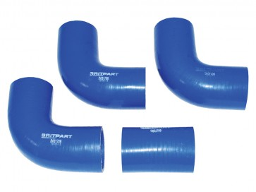 Britpart Defender 200Tdi Silicone Turbo Hose Set