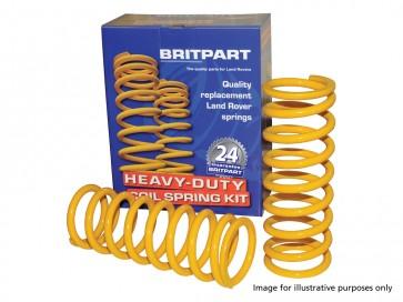 Britpart Performance Lifted Springs Rear (Pair)
