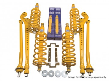 Britpart Super Gaz Suspension Kit 40mm Heavy Duty Defender (94 on) / Discovery 1 / Range Rover Classic (86 on)