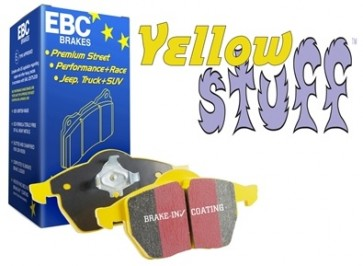 EBC Yellow Stuff Brake Pads suits Discovery 2 & Range Rover P38 - 1995 - 2002