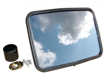 DA4404 Unbreakable Mirror Flat 204x140mm No Arm