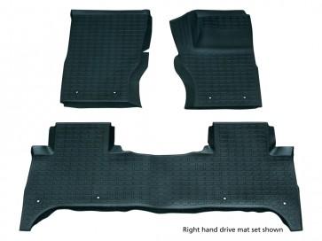 DA4824 Rubber Over Mats Range Rover Sport 2014 On LHD Front / Rear