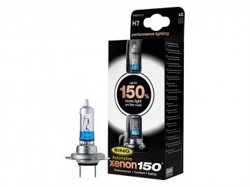 H7 Ring Xenon 150 Headlamp Bulbs