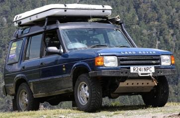 Britpart Discovery 1 / Range Rover Classic Heavy Duty Winch Bumper