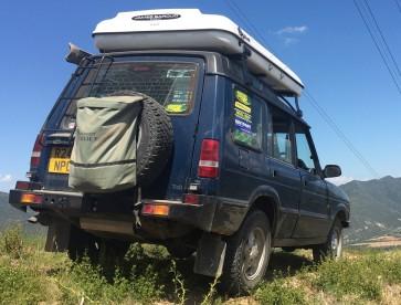 Britpart Discovery 1 Heavy Duty Rear Bumper 300 Tdi
