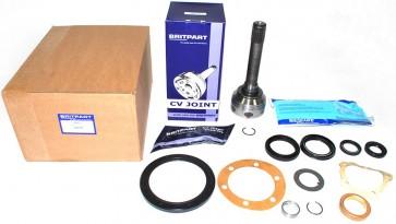 CV Joint Kit Defender 10 Spline 23 Internal Non ABS