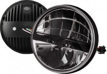 "7"" Truck-lite Phase 7 LED Headlamp Set - Left Hand Drive"