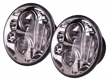 """7"""" Britpart Lynx Eye LED Headlights - RHD"""