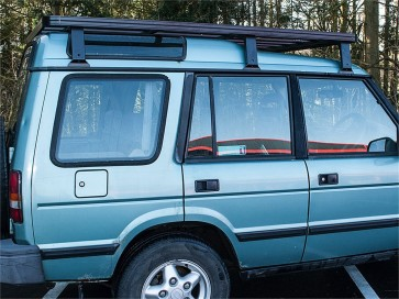 Britpart Expedition Discovery 1 / Discovery 2 Roof Rack (Low)