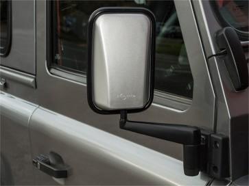 Defender XS Mirror Single - Silver