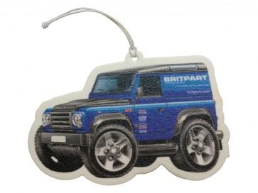 Britpart Air Freshener Pack of 5
