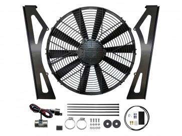 Revotec Electronic Fan Conversion Kit - 90 & 110 2.5D / 2.5TD