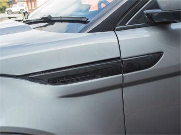 Range Rover Evoque Side Vent Set Black Gloss