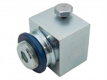 Defender Steering Column Lock Protector