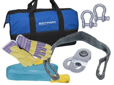 Britpart Winching Kit - Basic 1