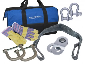 Britpart Winching Kit - Basic 2