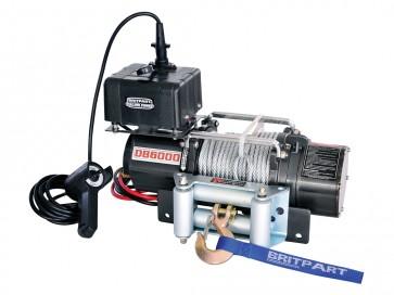 Britpart 6000 12V Winch