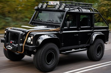 Defender Wheel Arches Spectre Edition 160mm