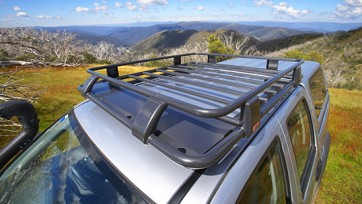ARB Dual Cab Steel Roof Rack 1020x1250mm