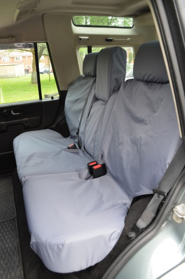 Land Rover Discovery Series 2 Rear Seat Seat Covers