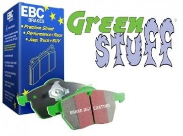 EBC Green Stuff Brake Pads suits Discovery Sport / RR Evoque / Velar LR072681