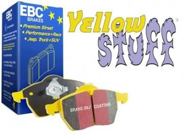 EBC Yellow Stuff Brake Pads suits Defender 1987 - 2006 - Rear Pads