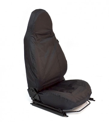 Modular Seat Cover Pair (BLACK)
