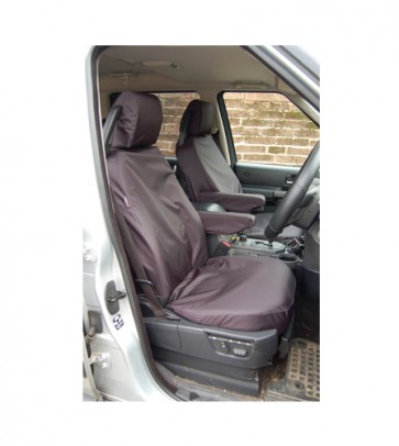 Discovery 4, Front Pair with or without armrests (BLACK)