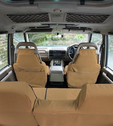 Sand Canvas - 5 Seater Set
