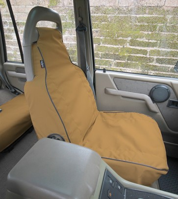 Discovery 1 Seat Covers - Canvas