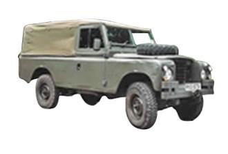 109 Full Khaki Canvas -FFR-Turret