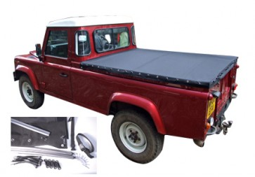 """90"""" Tonneau Cover Kit & Support Bars"""