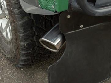 Terrafirma Big Bore Exhaust Tail Pipe