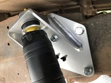D44 Rear Pin To Pin Shock Mount - Pair