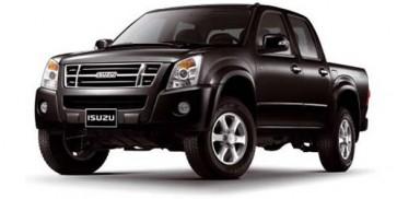 Isuzu D-Max Double Cab 2008 To 2012