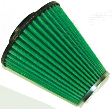 Green Performance Air Filter 60mm Neck 200mm Tall