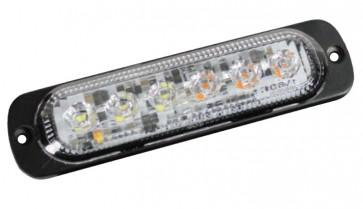 Guardian High Intensity 4 LED Warning Light - Amber