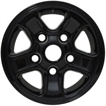 "Defender 16x7"" Boost Alloy Wheel - Black LR023391BLK"