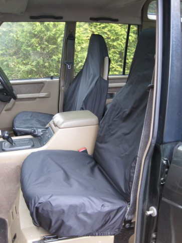 Land Rover Discovery Series 1 Front Pair Single Seats Seat Covers