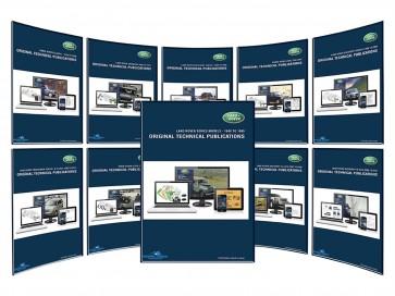 Original Technical Publications DVD / Online eBook Master Collection