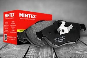 Mintex Car Brake Pads Land Rover Freelander/Volvo XC70 Front